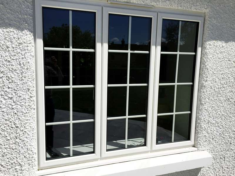 side hung casement windows Sutton
