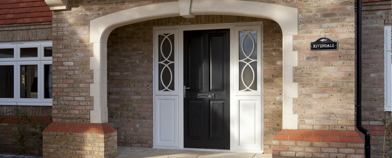 entrance doors Sutton