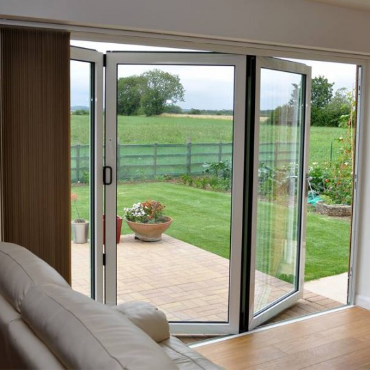 Patio doors and windows