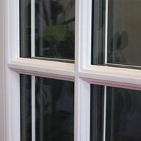 uPVC casement windows Sutton