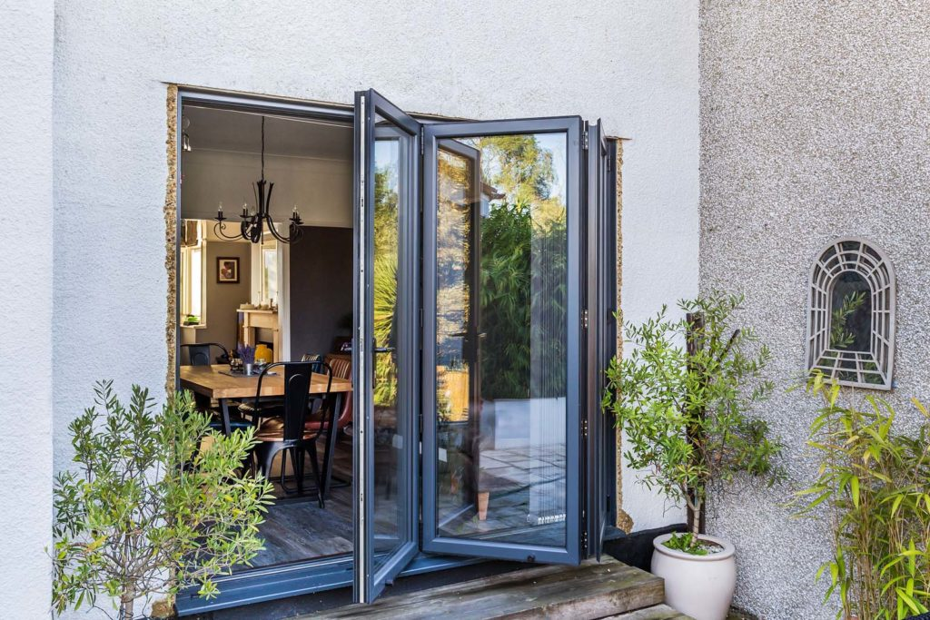 Bi-Fold Doors Colours