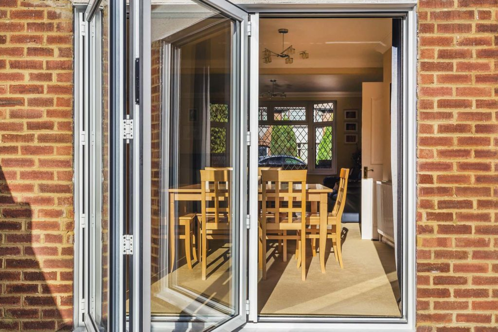 bi-fold doors from astral direct
