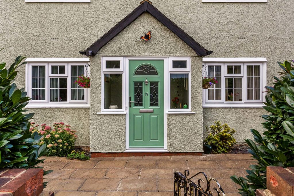 composite front doors supply and fit sutton