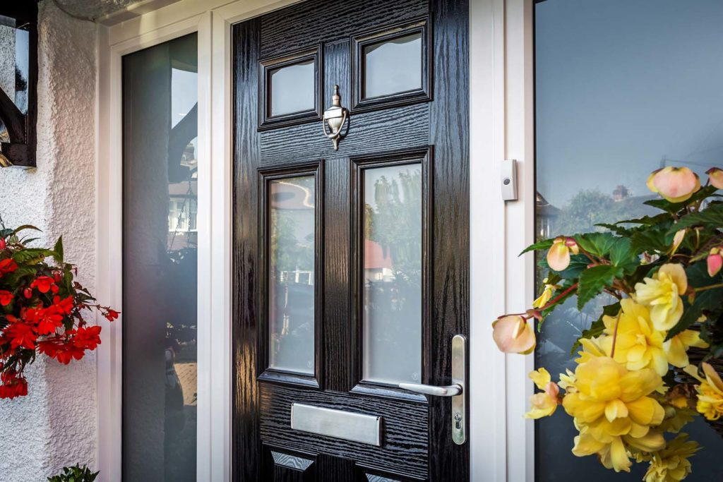 contemporary composite front doors sutton