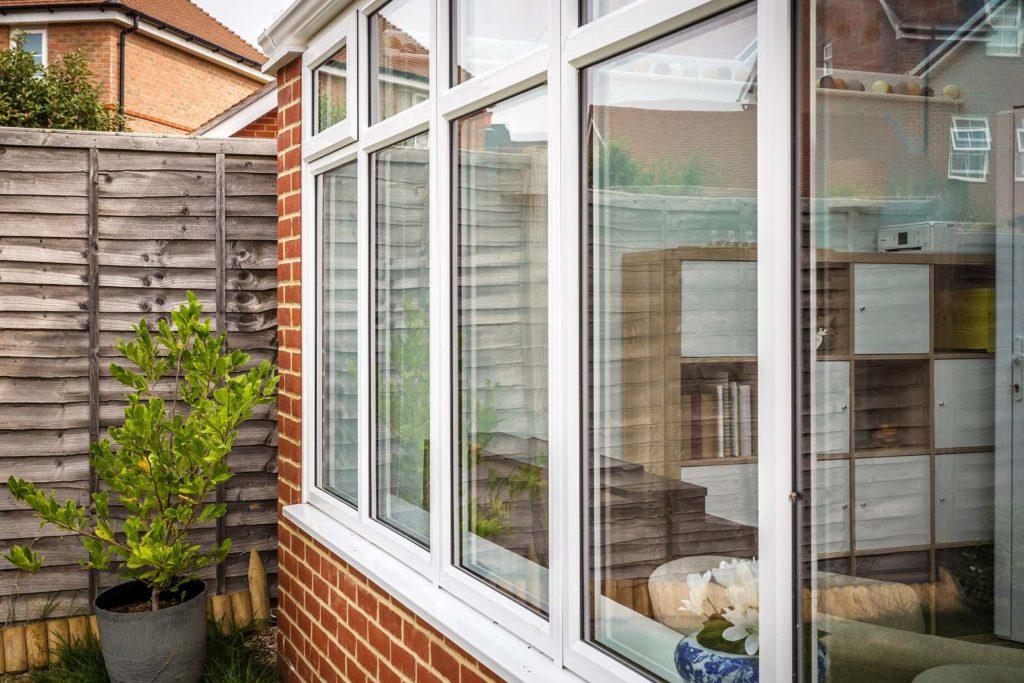 triple glazing sutton cost