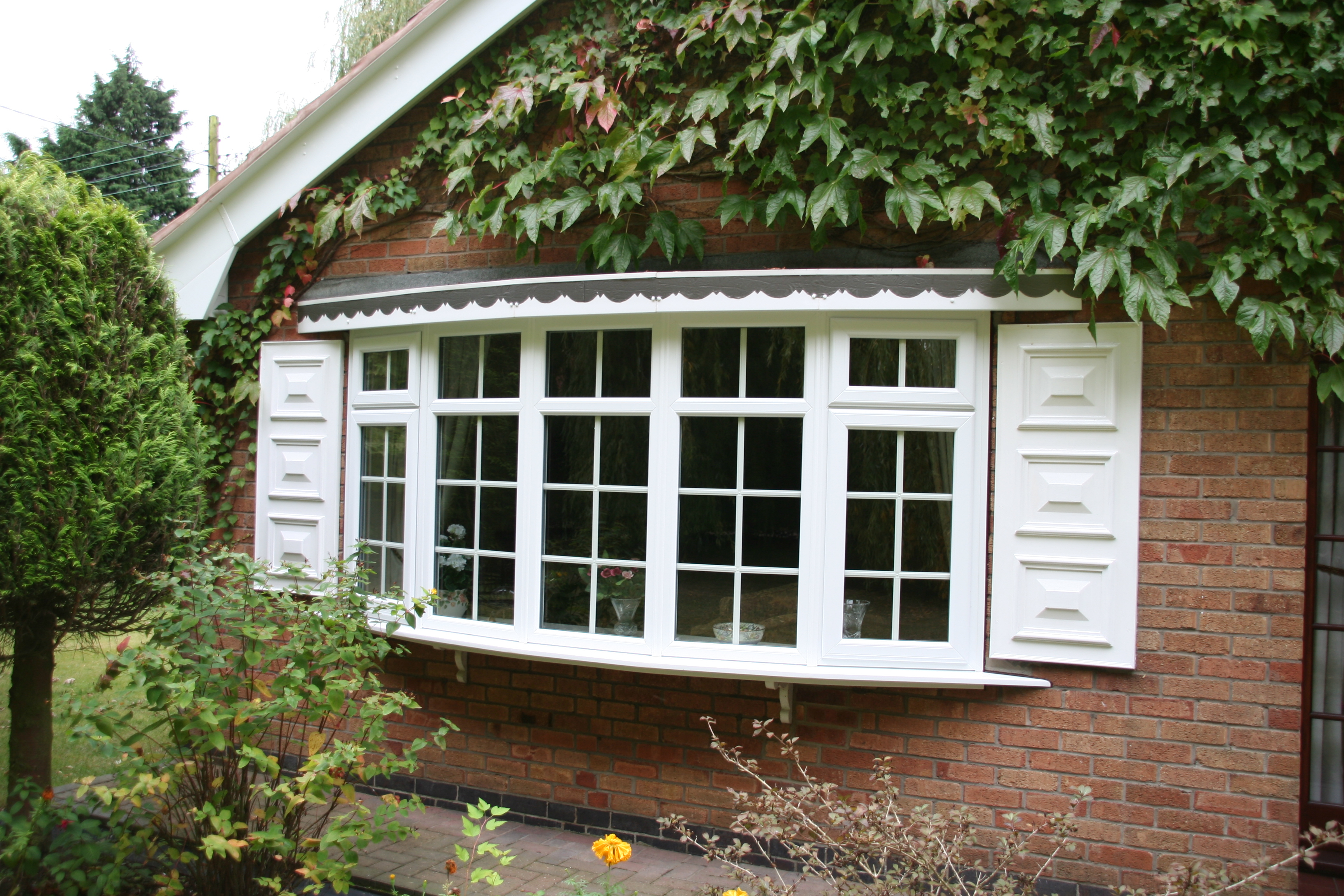 uPVc bow and bay window prices