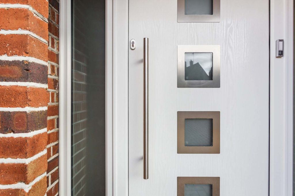 composite doors epsom home