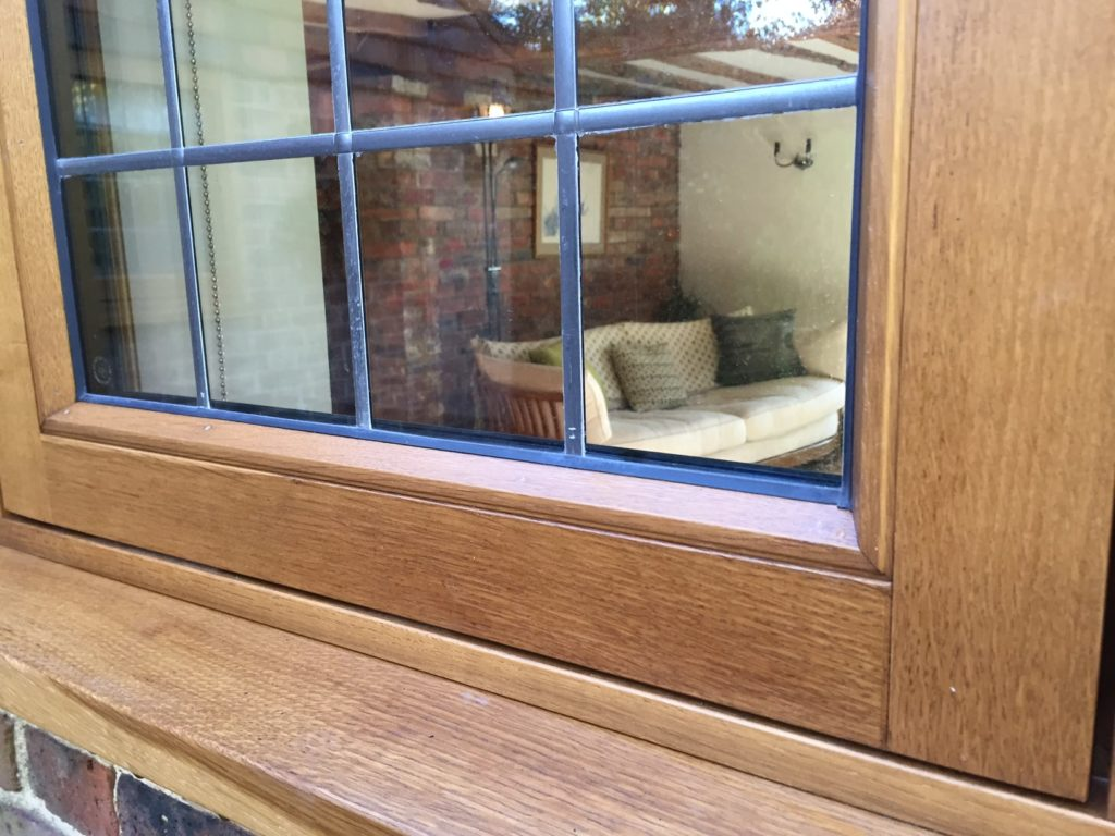 wooden window prices