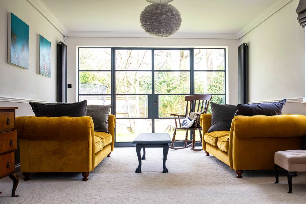double glazing window kingston