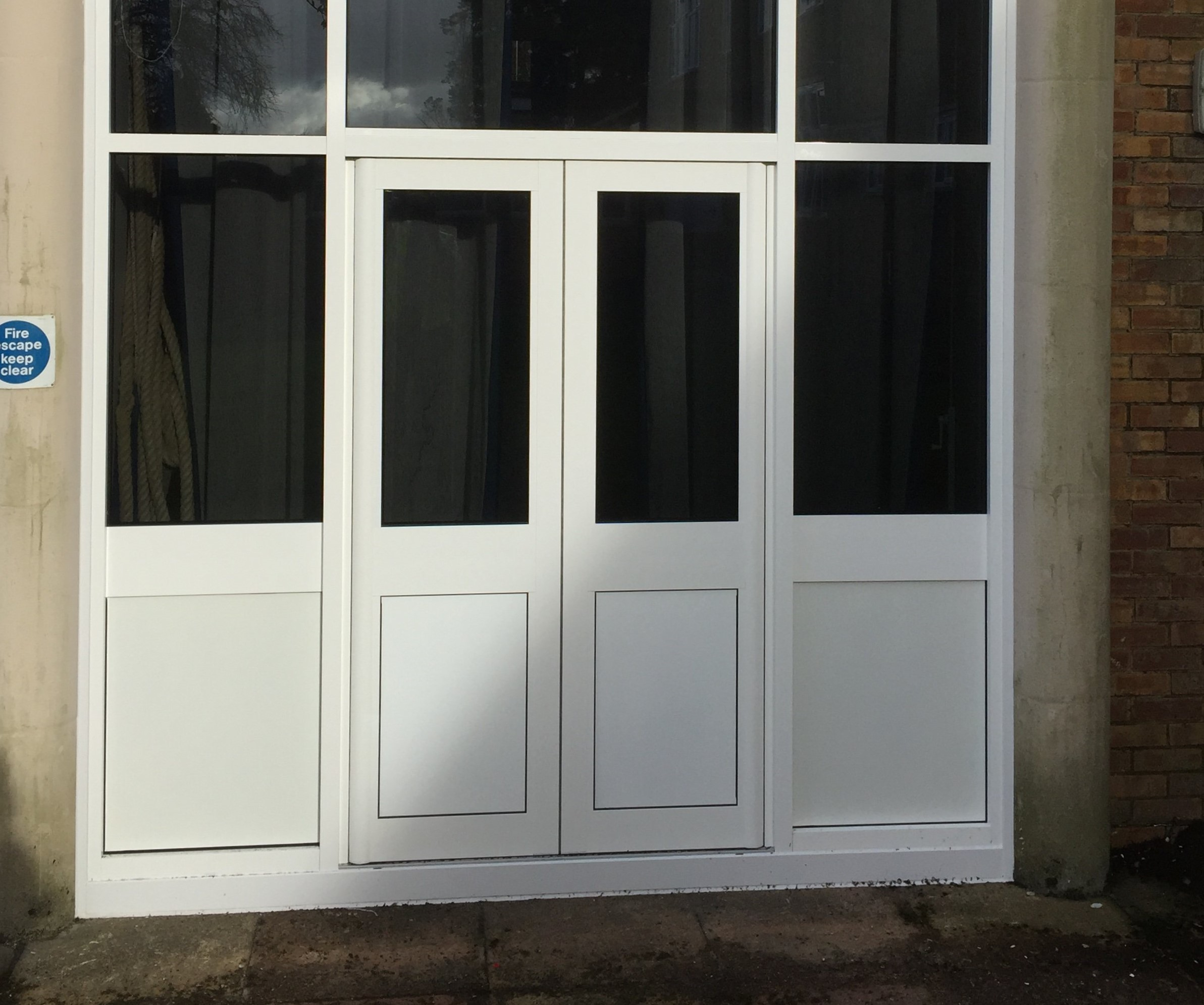 commercial doors costs surrey