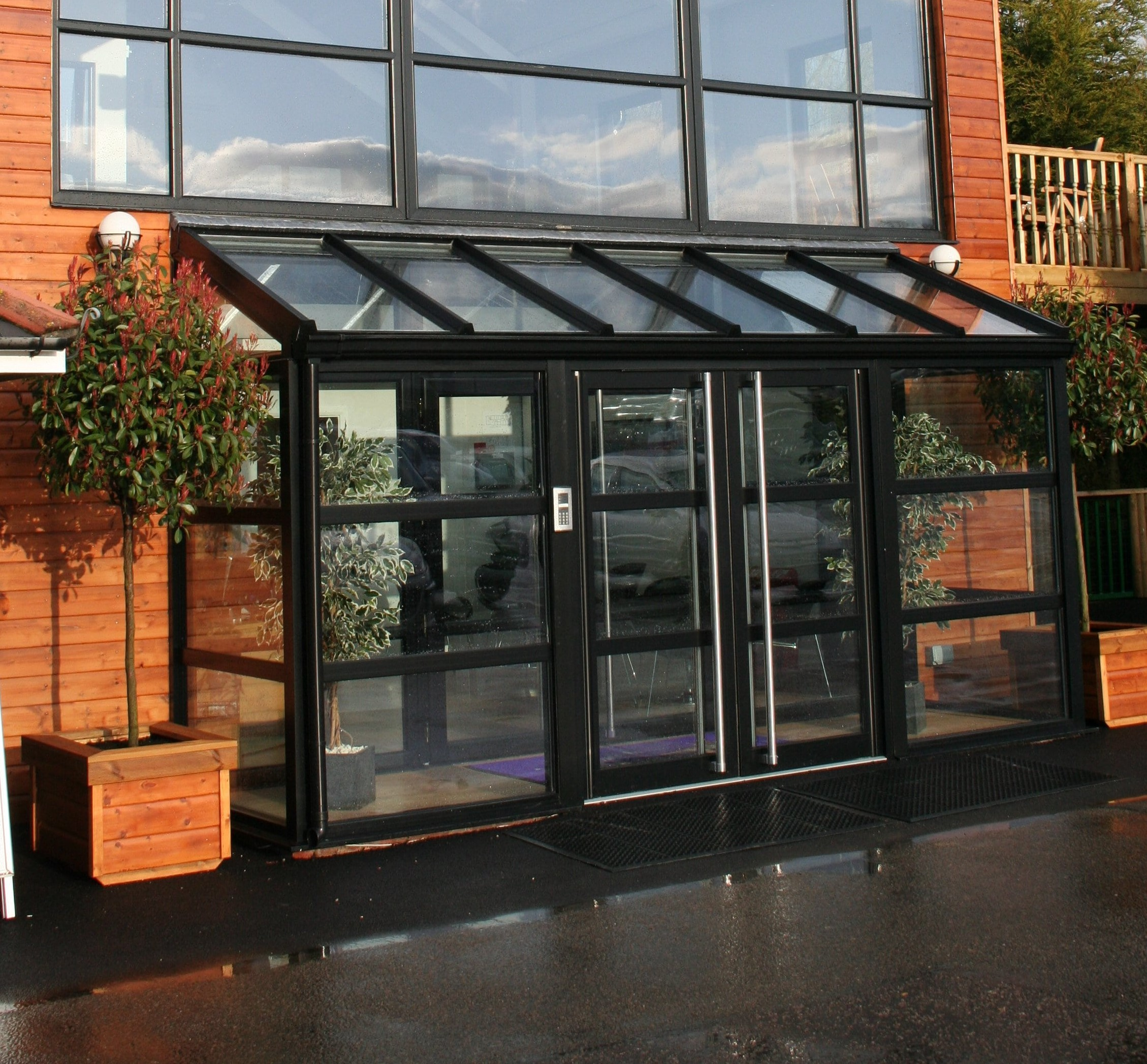 commercial doors surrey