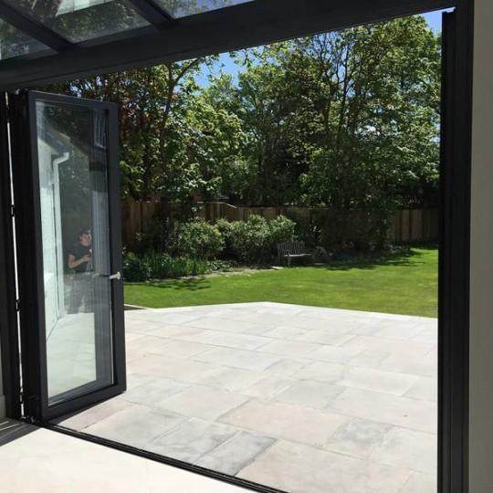 uPVC patio doors Sutton