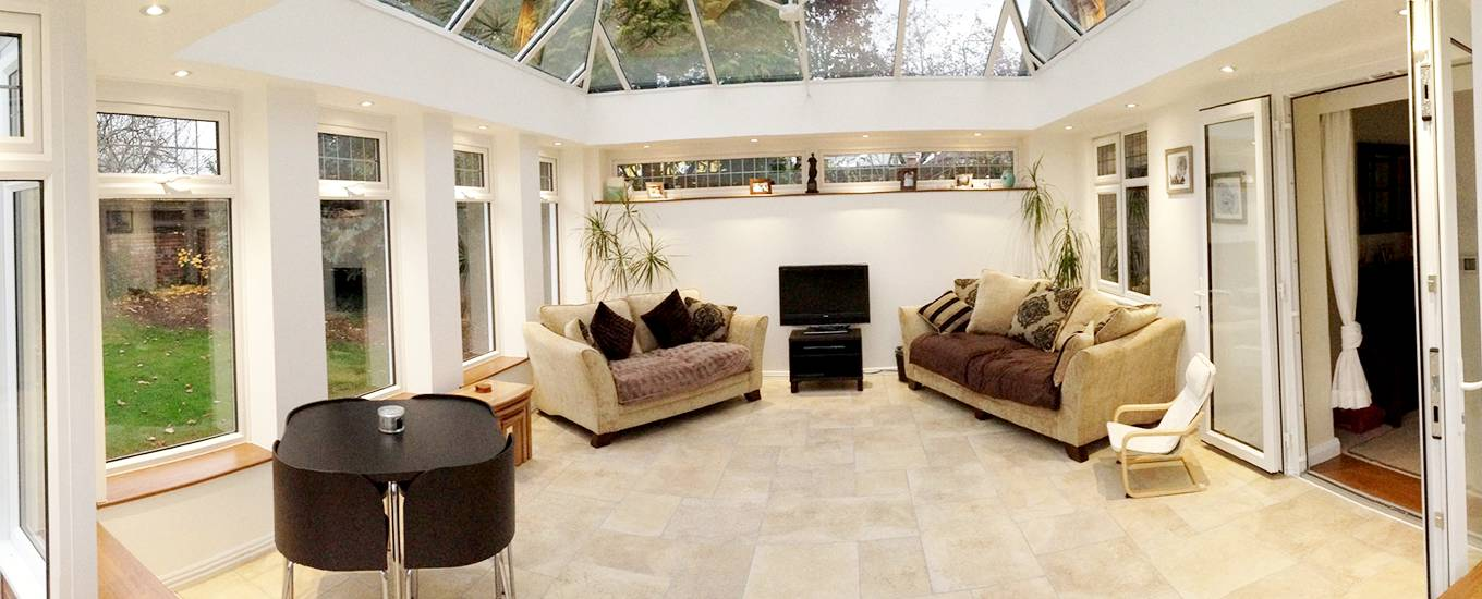 conservatory roof Surrey