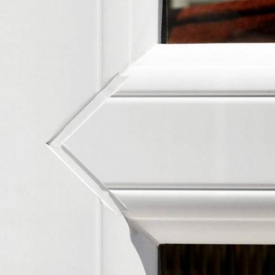white uPVC doors Sutton